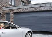 Ворота секционные гаражные в Жодина.Роллеты защитные.