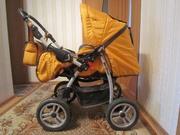 Универсальная коляска Tako Drifter orange