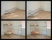 Кровать металлическая эконом класса с доставкой