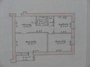 2-х комнатная квартира в п. Октябрьский