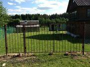 Садовые ворота и калитки по оптовым ценам